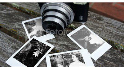 Fujifilm Instax Film mini Monochrome