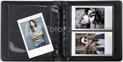 Fujifilm Instax Mini Photo Album yellow for 64 photos 70100118319
