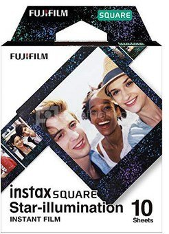 Fujifilm Instax Square 1x10 Star-Illumination