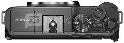 Fujifilm X-A7 + 15-45mm Kit, dark silver
