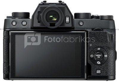 Fujifilm X-T100 + 15-45mm XC