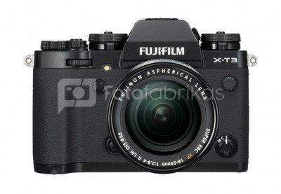 Fujifilm X-T3 + 18-55mm XF