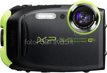 Fujifilm XP80 graphite/black