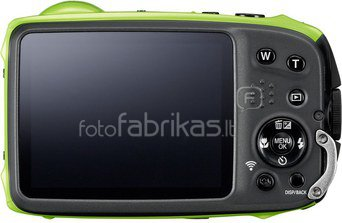 Fujifilm XP90 green