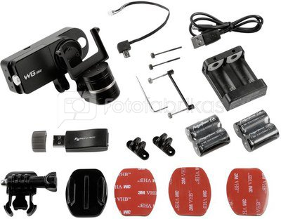 FY-TECH WG Mini 2-Axis Gimbal Mount for Action Camera
