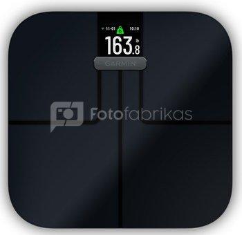 Garmin smart scale Index S2, black