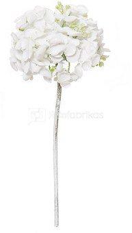 Gėlė dekoratyvinė Hortenzija balta H 28 cm 9152.01