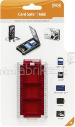 Gepe Card Safe Mini rosso All in One 3853-03