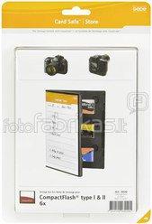 Gepe Card Safe Store CF black 3020