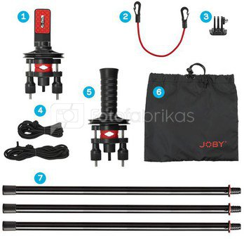 Joby Action Jib Kit & Pole Pack