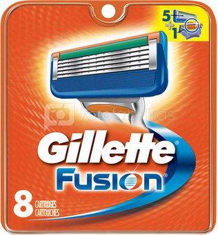 Gillette Fusion Blades (8 pcs.)