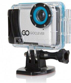 GoClever DVR Extreme Silver 2in1 - vaizdo registratorius + veiksmo kamera