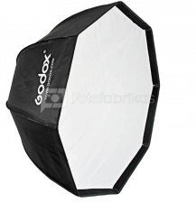 GODOX SB-GUE120 softbox with bowens mount and grid Octa 120