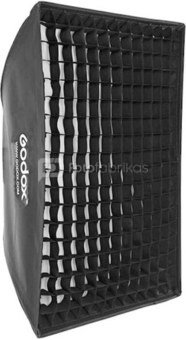 Godox SB-GUSW9090 Umbrella style grid softbox with bowens mount 90x90cm