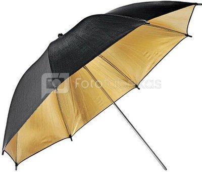 GODOX UB-003 Umbrella Black/Gold 101cm