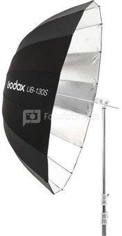Godox UB-130S parabolic umbrella silver