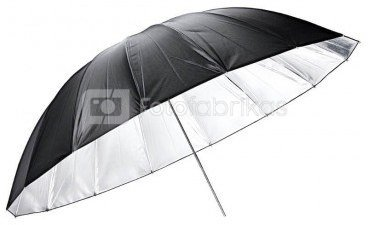 Godox UB-L3 75 Black and Silver L size Umbrella 185cm