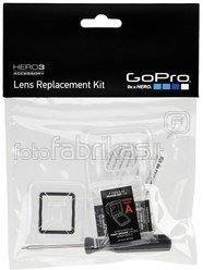 GoPro Lens Replacment Kit BacPac Compatible Housing ALNRK-301