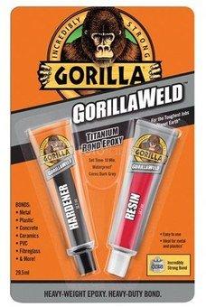 "Gorilla glue ""GorillaWeld"" 2x14ml"