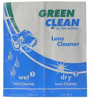 Green Clean cleaning wipes LC-7010