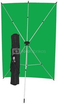 Westcott Green Screen X Drop Backdrop Kit