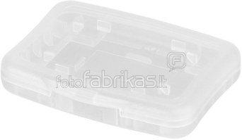 Hama Card Box 6in1 transparent 49924