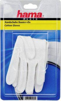 Hama Cotton Gloves size 9-10 8469