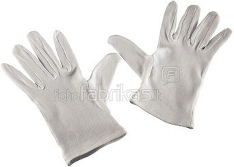 Hama Cotton Gloves Size M 8471
