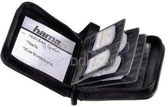 Hama Memory Card Wallet 12 SD black 95980