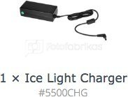 Westcott Ice Light 2 Charger and EU Power Cord