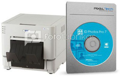 IdPhotos Pro with DS-RX1 Printer