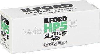 Fotojuosta Ilford HP5 Plus/120