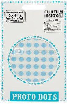 """instax mini stickers """"Photo Dots"""""""