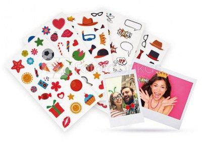 Fujifilm Instax Fun Sticker 110-Pack