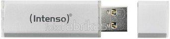 Intenso Alu Line silver 4GB USB Stick 2.0