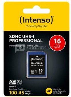 Intenso SDHC 16GB Pro 3431470