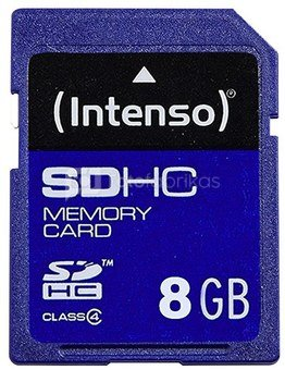 Intenso SDHC 8GB Class4 3401460