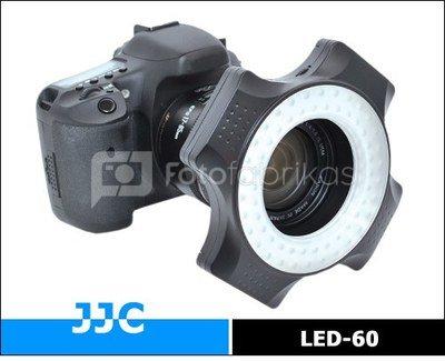 JJC LED 60 Macro LED Ring Light