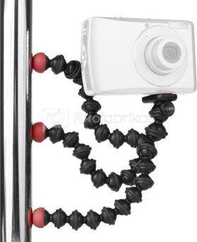 Joby GorillaPod Magnetic juodas/raudonas