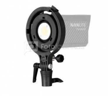 Jungtis Nanlite Forza 60 Bowens adapter