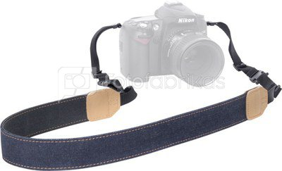 Kaiser adventure Camera Strap denim