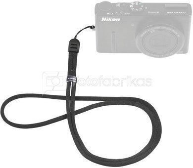 Kaiser Camera Carrying Cord textile black