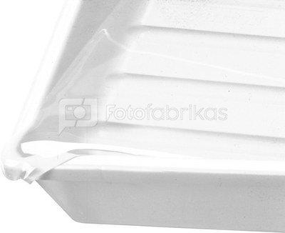 Kaiser Developing Tray 24x30 white 4166