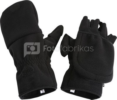 Kaiser Outdoor Photo Funtional Gloves, black, size XL 6374
