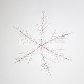 Kalėdinės dekoracijos Snaigės 3 vnt. HR16326 SAVEX KLD