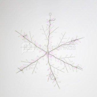 Kalėdinės dekoracijos Snaigės 3 vnt. HR16328 SAVEX KLD