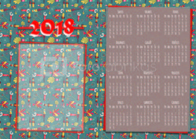 Kalendorius Nr. 1 A4