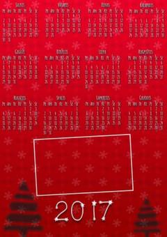 Kalendorius Nr. 10 A3