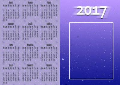 Kalendorius Nr. 5 A4