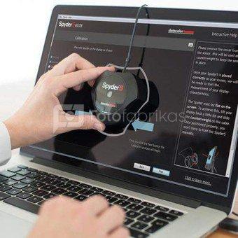 Kalibratorius DataColor Spyder 5 Pro